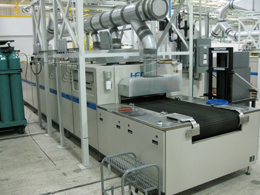 Belt Furnaces for thin film solar manufacturing